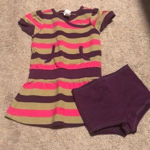 Tea Collection dress size 12-18 months